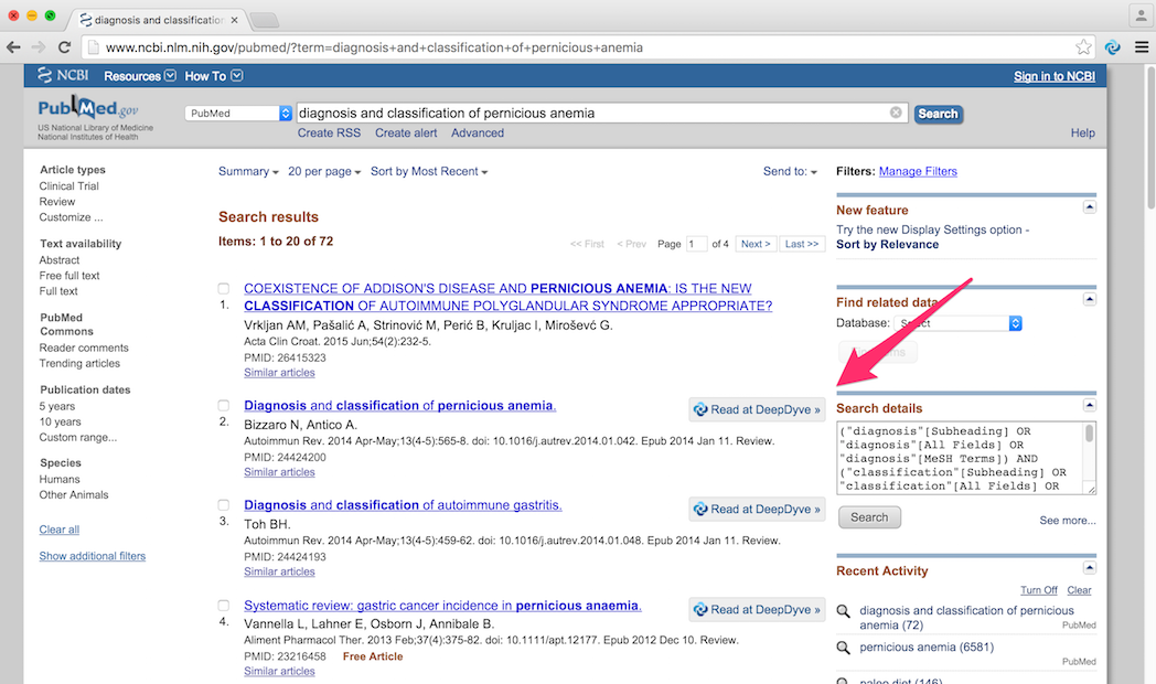 how to download articles from pubmed